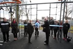 Community Gym Opening